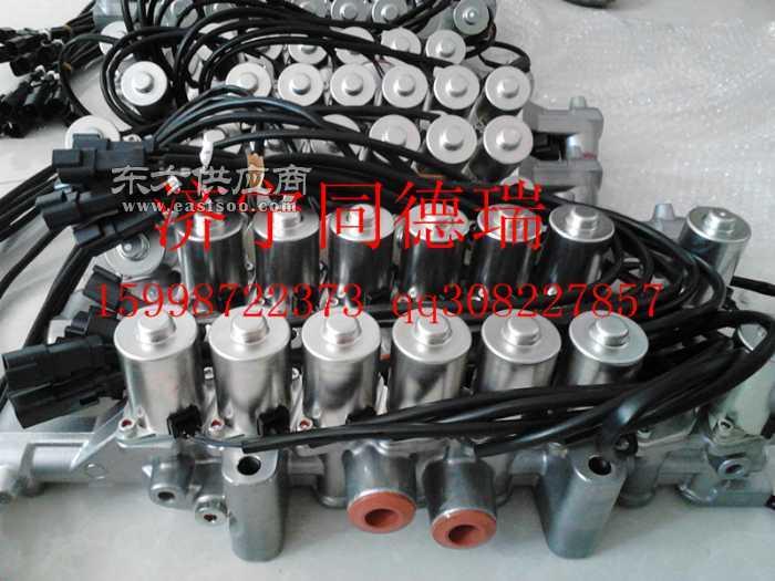 一级代理pc200-8电磁阀组 20y-60-41621 小松件价格图片