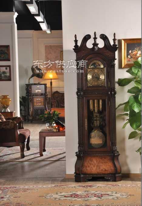 梵尼诗宝玑仿古欧式实木落地钟