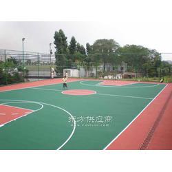 篮球场面积图片