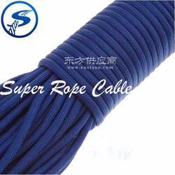 供应7芯绳8芯降落伞绳图片