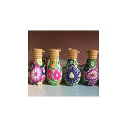 软陶瓶-保龄球-迪沃工艺品图片