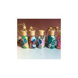 软陶挂件香水瓶-花瓶-迪沃工艺品图片