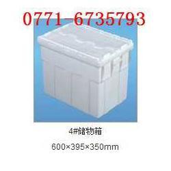 高品质塑料储物箱物流运输箱4图片