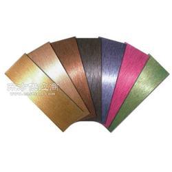 装饰304彩色不锈钢木纹板图片