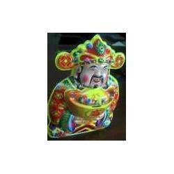 柯式印刷吸塑财神爷图片