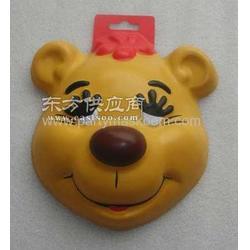 丝网印刷吸塑动物面具 柯式印刷吸塑 定位吸塑图片