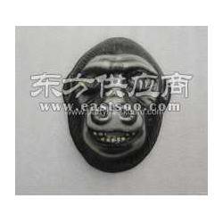 丝网印刷吸塑美猴王面具定位吸塑 面具定制图片