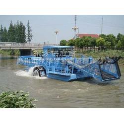 割草船 保洁船 清洁船 水草清理船图片