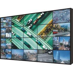 监控显示器材55寸DID液晶拼接屏系统安装工程图片