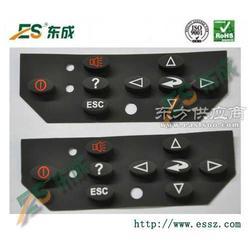 遥控器硅胶按键 东成硅胶制品厂厂家直销 可定制图片
