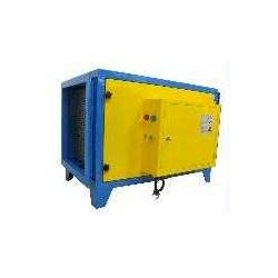 蜂窝电场油烟净化器低空排放油烟净化器图片