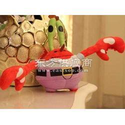 西西毛绒玩具订做2013款螃蟹先生电玩城公仔图片