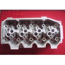 奇瑞配联合电子车型气缸盖奇瑞汽车发动机铝缸盖图片