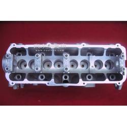 普桑車型氣缸蓋普桑汽車發動機鋁缸蓋圖片