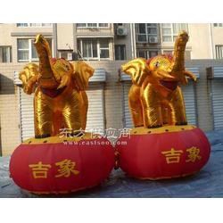 充气金狮充气吉象零售图片