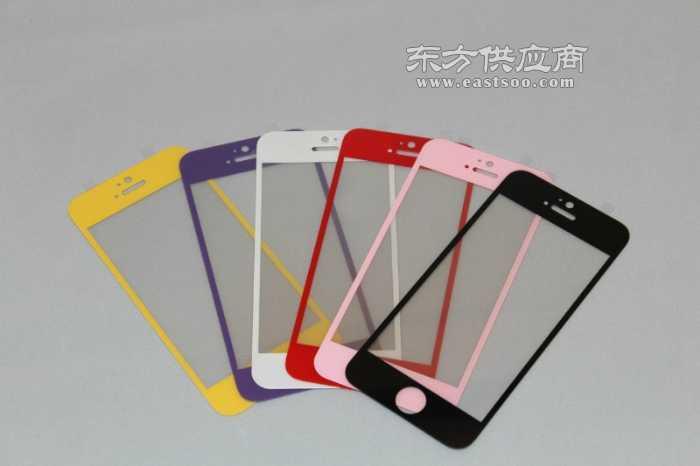 iphone4彩色玻璃保护膜