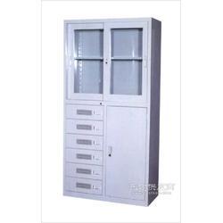 五斗文件柜钢制文件柜铁皮文件柜图片