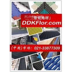 工业防滑耐磨地板钢板纹橡胶耐磨地板/耐油脂耐磨地板图片