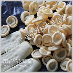 米黄手指套 防静电指套厂家图片