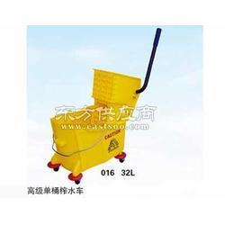 塑料单桶榨水车图片