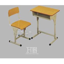 可升降课桌椅图片