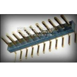 146 PH1.27mm 单排排针90塑高1.70mm图片
