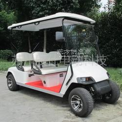 电动高尔夫球车 四座楼盘看房车 景区游览观光电瓶车图片