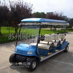 6座电动高尔夫球车 景区游览车 游乐园观光车售后保障图片