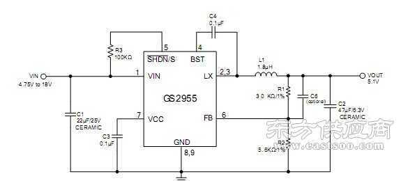 20v 降12v5v 5a同步整流芯片价格