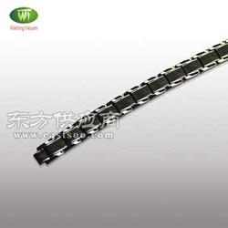 电镀厂提供真空电镀不锈钢首饰真空离子镀IP黑图片