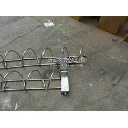 防盗自行车架定做热线86-0771-4300724图片