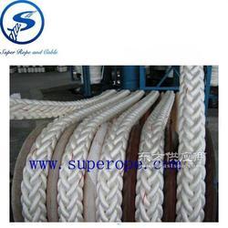 供应 丙纶长丝绳 12股 8股船舶缆绳 编织绳图片