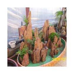 保定石材盆景的图片