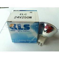 KLS灯杯ELC 24V250W AOI设备检测用卤素灯泡图片