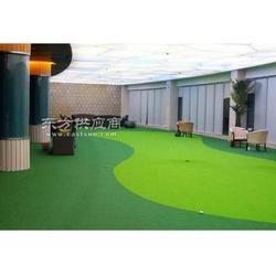 迷你高尔夫练习球场设计安装图片