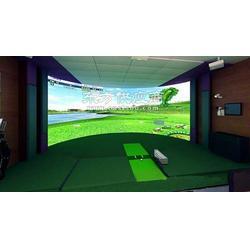 室内高尔夫球图片