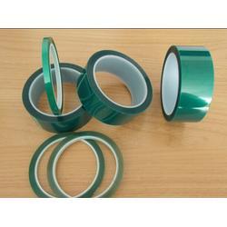 绿色遮蔽高温胶带(图)、遮蔽烤漆绿胶带、胶带图片