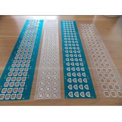 雙面膠、華駿鑫科技硅膠雙面膠、硅膠按鍵專用雙面膠圖片