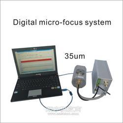 数字化计算机控制 35um微焦斑X射线系统图片