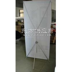 美式展架韩式展架X展架Y形架铝合金可调展架图片