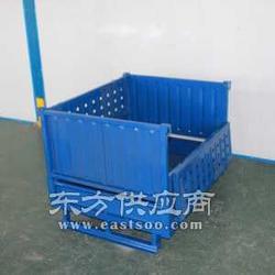金属周转箱厂家供应定制折叠式金属周转箱图片