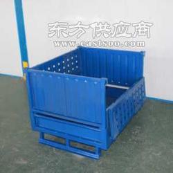 钢制折叠式周转箱厂家低价供应18055178130图片