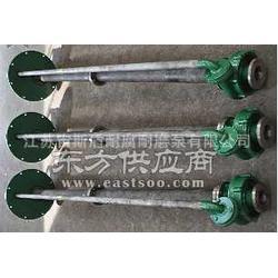 LJYA悬臂式液下泵 磷肥抽吸磷酸 固体颗粒粘性泵图片