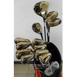 男杆Dunlop 邓禄普 高尔夫黄金套杆图片