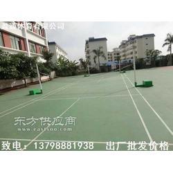 丙烯酸标准网球场尺寸图片