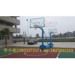 可移动篮球架多少钱一付篮球架规格图片