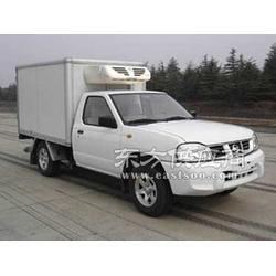 日产冷藏车小型国四冷藏车皮卡冷藏车图片