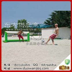 水上乐园系列之水上足球门图片