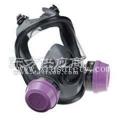 供應North諾斯54001 5400系列橡膠全面罩 防毒面具圖片
