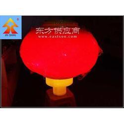 冬瓜形状灯笼外壳 大红灯笼-进强灯具供应信息图片
